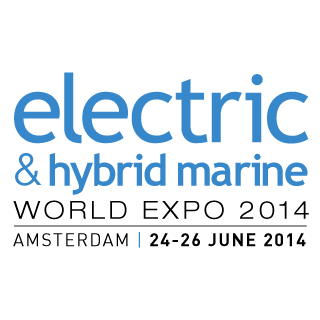 Elektrische & Hybride Marine World Conference 2014